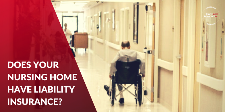 Nursing Home Liability Insurance
