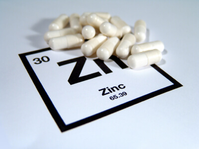 Causes and symptoms of zinc poisoning
