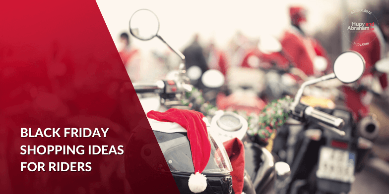 The Black Friday Shopping Guide For Bikers