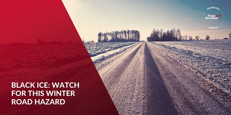 Black Ice: Watch For This Winter Road Hazard