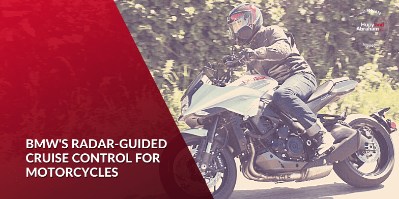 BMW Deploys Radar-Guided Cruise Control for Motorcycles