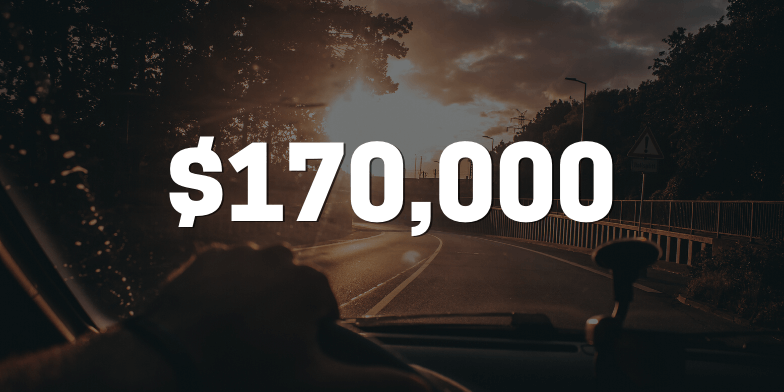 Despite Low Initial Offer $170,000 For Injured Client