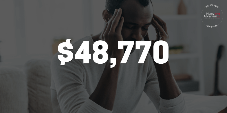 T-Bone Accident Results In $48,770 For Client