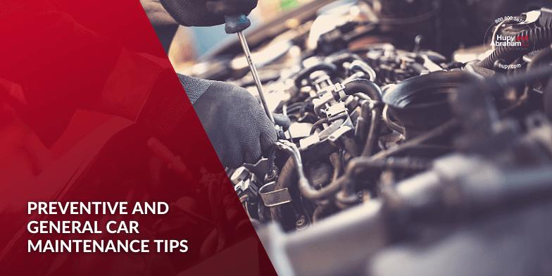 long haul car maintenance tips