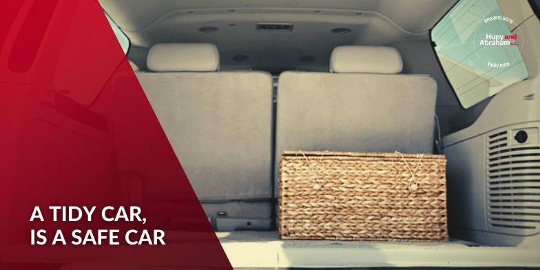 Spring-Cleaning – How a Tidy Car Keeps You Safe