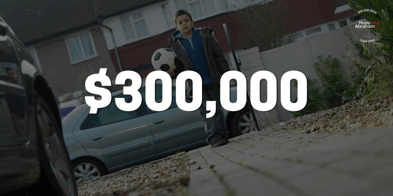$300,000 For Boy Attacked By Dog