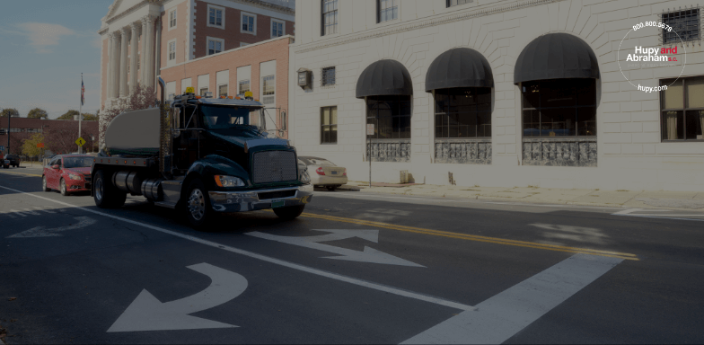Confidential truck accident settlement