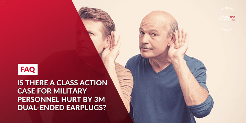 Is there a class action or multi-district litigation case for military personnel hurt by 3M Dual-ended Combat Arms™ earplugs?