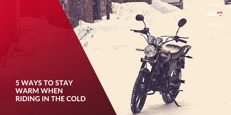 Five Ways to Beat the Chill on Cold Weather Rides