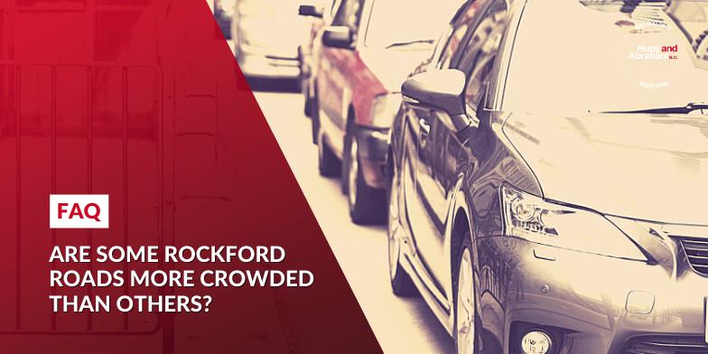 Traffic in Rockford Illinois