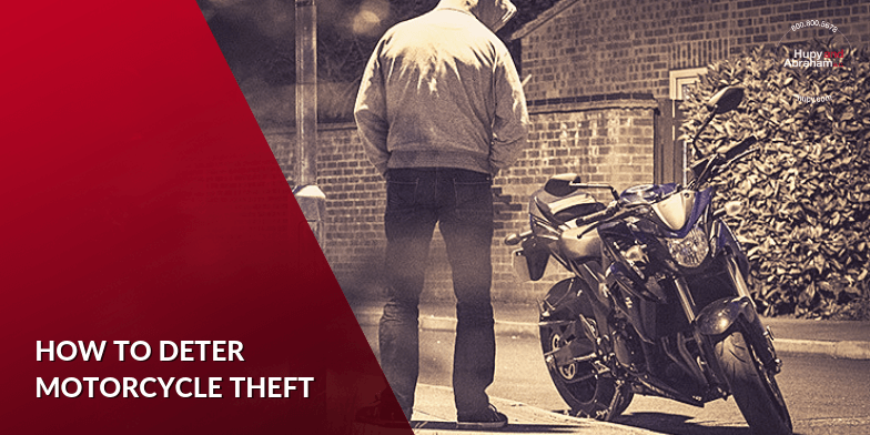 How To Deter Motorcycle Theft