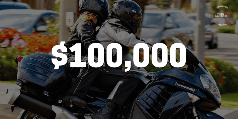 Full Policy Limits for Injured Motorcycle Passenger