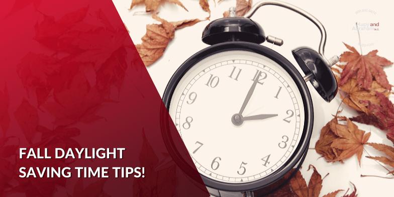 Drive Safely After Daylight Saving Time