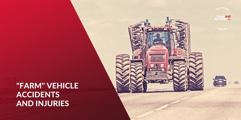 Agricultural Vehicle Crashes on Public Roads