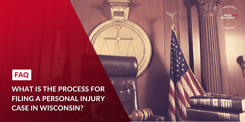 How to File a Personal Injury Lawsuit in Wisconsin