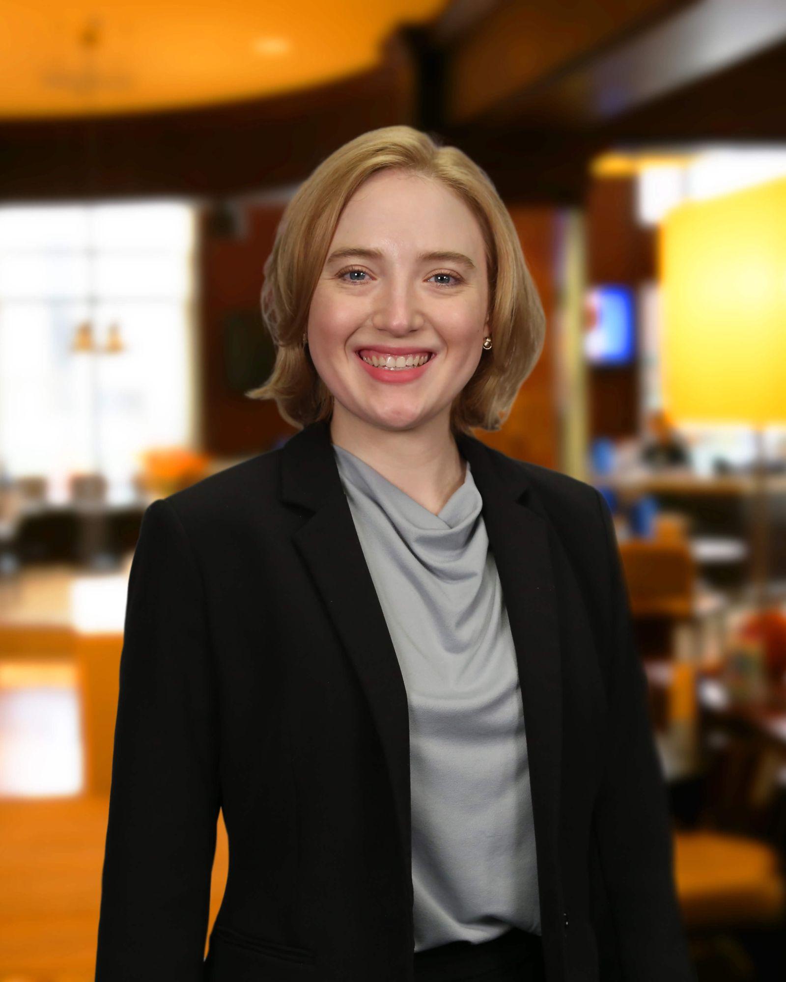 Attorney Hannah Dockendorff