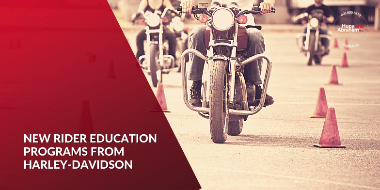 Harley-Davidson Launches New Rider Education Programs