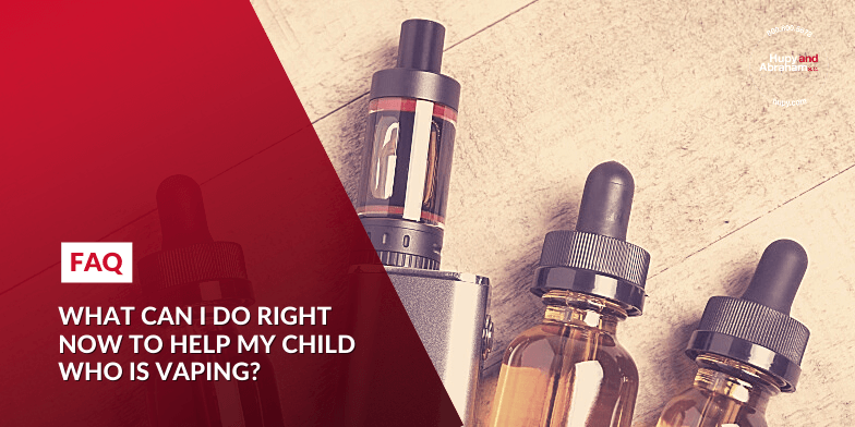 Vaping Products Used by Children and Adults