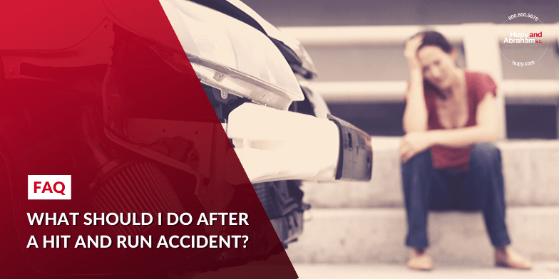 Make sure you know what to do after a hit and run accident