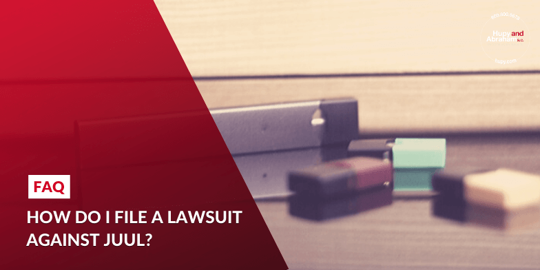 JUUL Vaping Device Used in a Lawsuit Against JUUL Labs
