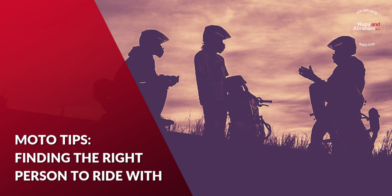 How to Find the Ideal Riding Partner