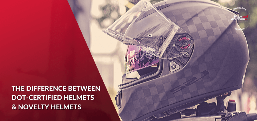 The Dangers of Counterfeit Motorcycle Gear