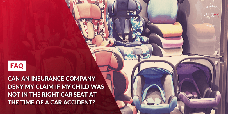 The Wrong Car Seat May Not Prevent a Fair Recovery