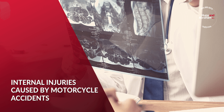 internal injuries caused by motorcycle accidents