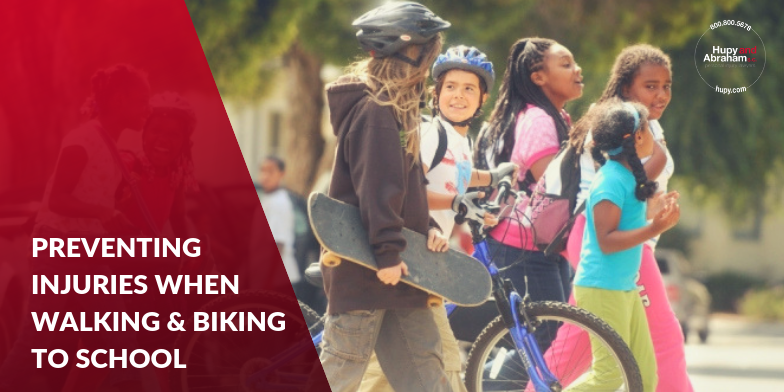 Preventing Injuries While Walking or Biking To School Hupy and Abraham