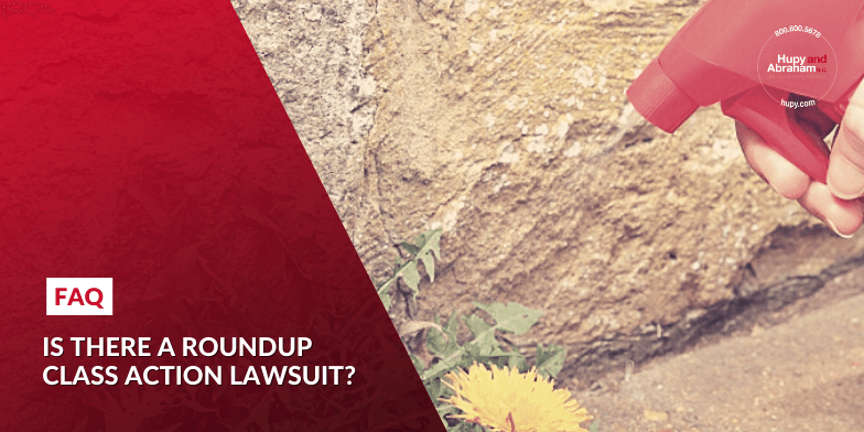 Is there a Roundup class action lawsuit?