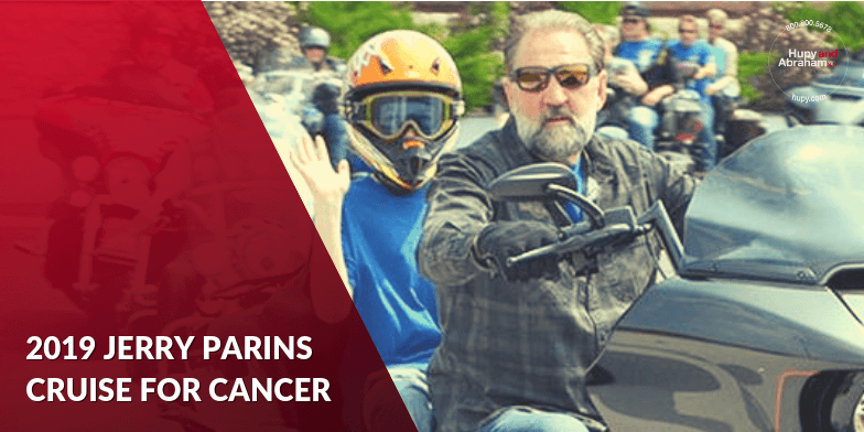 Jerry Parins Cruise for Cancer 2019