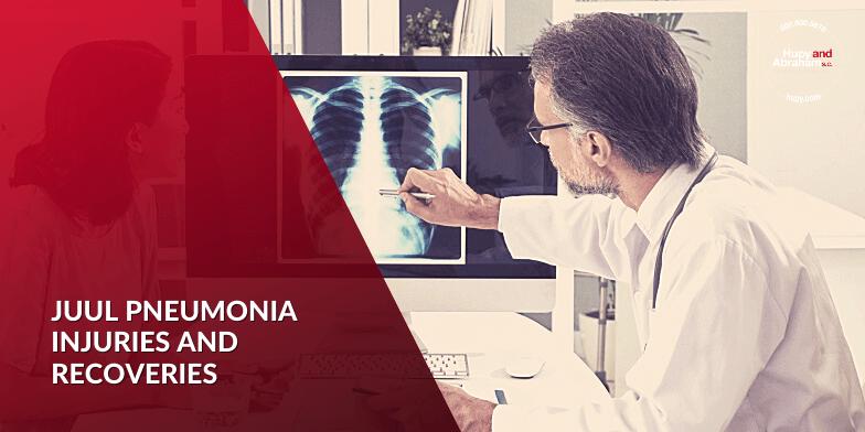 Vaping Pneumonia Injuries