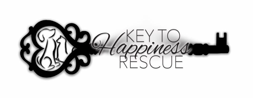 key to happiness Rescue logo