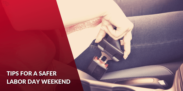 Labor Day weekend is one of the more dangerous weekends for holiday travel.
