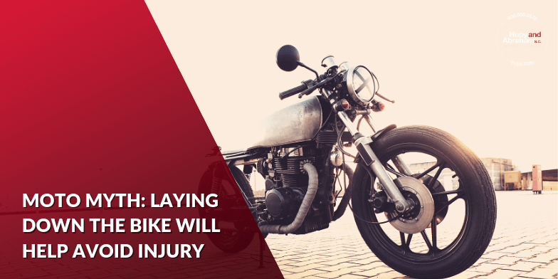 Why You Should Avoid Laying Your Bike Down In An Accident