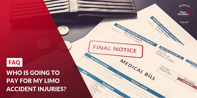 Medical Bills After a Limousine Accident and a Wallet