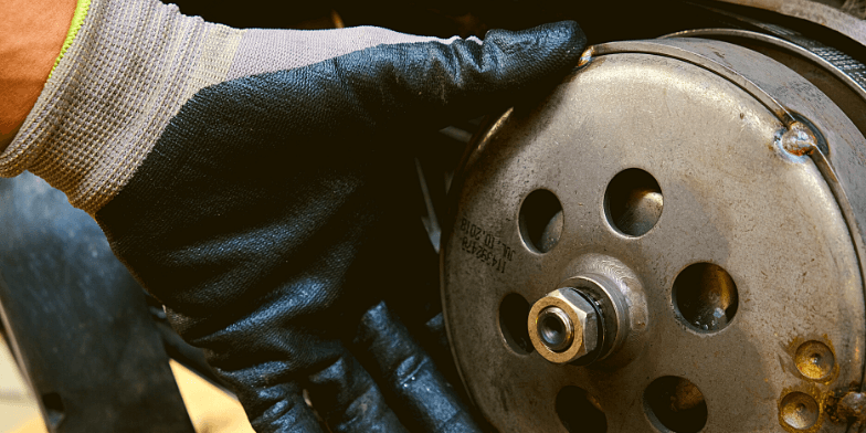 motorcycle clutch gear