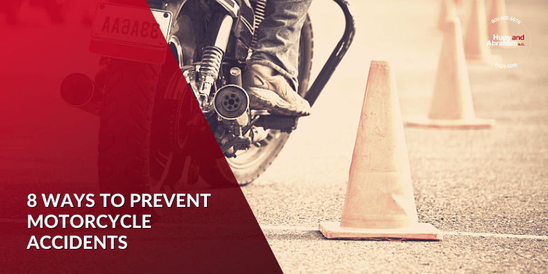 8 ways to prevent motorcycle accidents