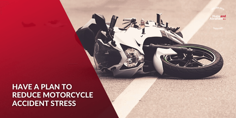 Reduce Motorcycle Accident Stress