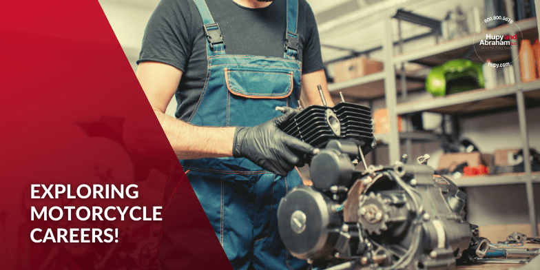 Best Jobs for Motorcycle Fans