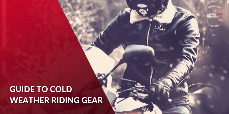 Your Guide To Cold Weather Riding Gear