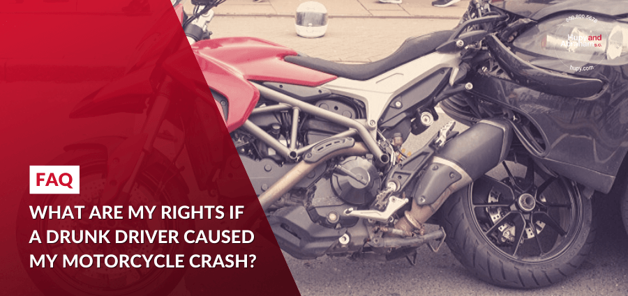 Drunk Driving Motorcycle Accident Victims Have Rights