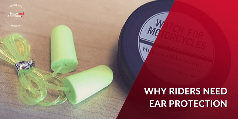 Why Riders Should Consider Ear Protection + FREE EAR PLUGS