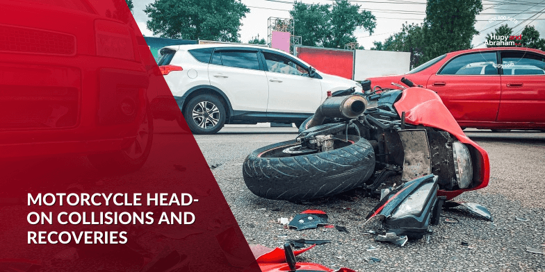 Motorcycle Head-On Collisions And Recoveries