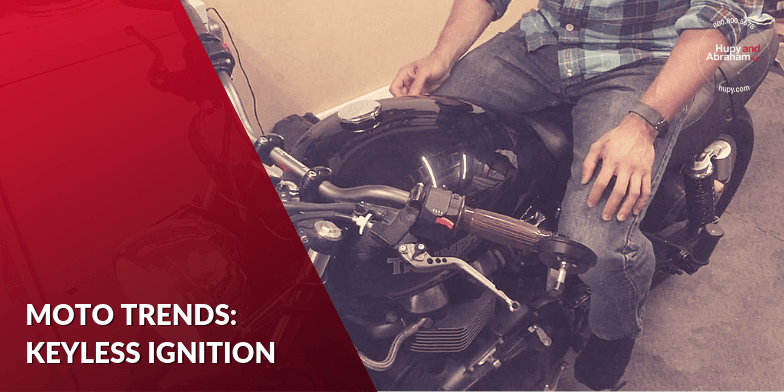 How Do Keyless Motorcycles Work?