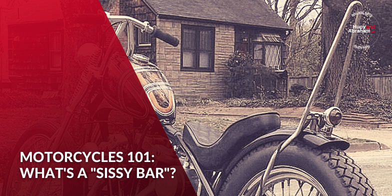 What's A Sissy Bar?