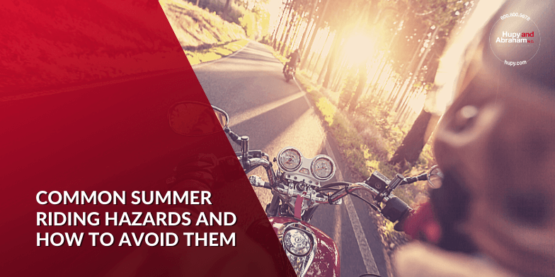 Summer Riding Hazards and How to Avoid Them