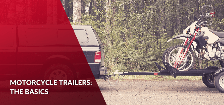 Everything You Need to Know About Motorcycle Trailers