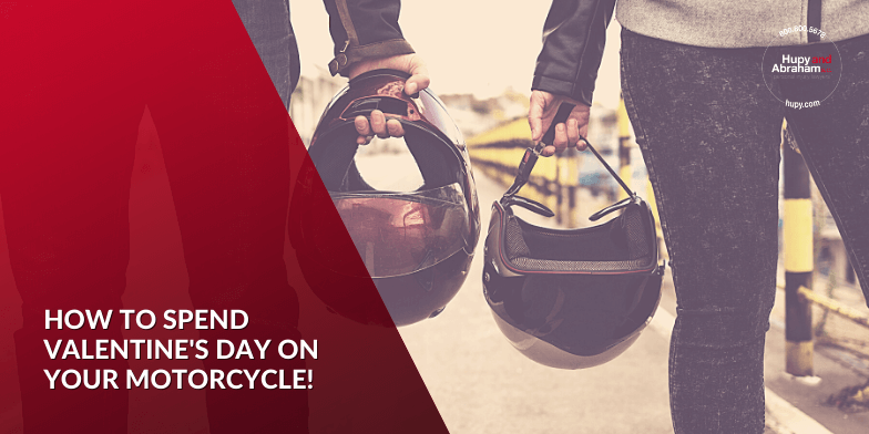 how to spend valentine's day on your motorcycle!