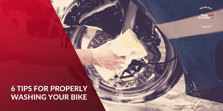 Keep it clean: How to Properly Wash Your Motorcycle